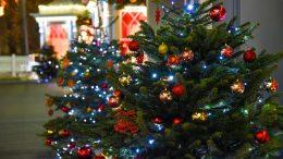 historia drzewka świątecznego