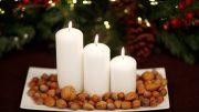 orzech włoski ozdoby świąteczne